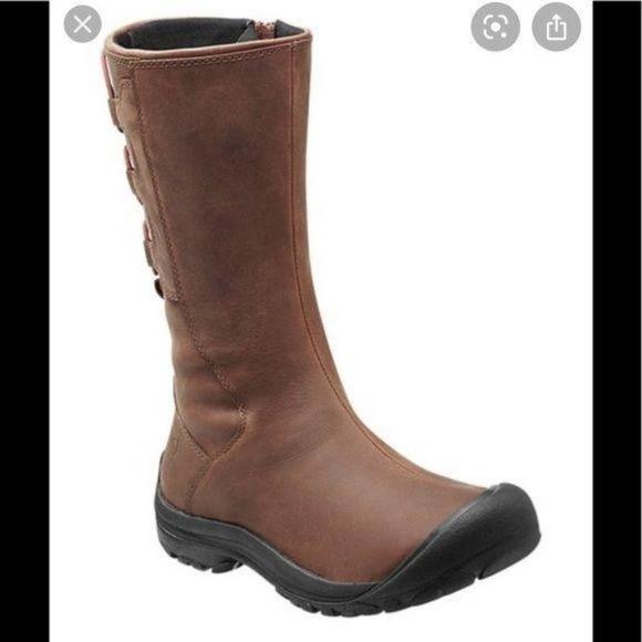 Keen Winthrop Waterproof Boot Brown 6